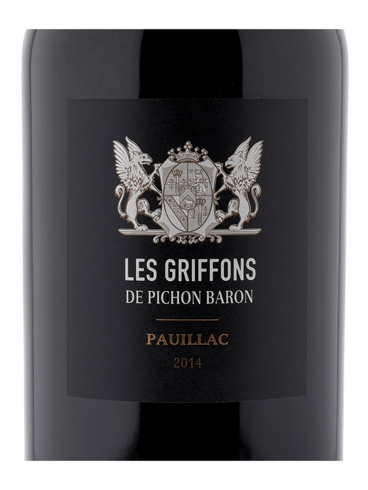 Les Griffons de Pichon Baron 2014 3000ml