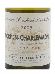 Bouchard Corton-Charlemagne Grand Cru 2003