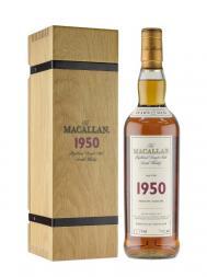 Macallan 1950 52 Year Old Fine & Rare Single Malt Cask 600 (bottled 2002) 700ml