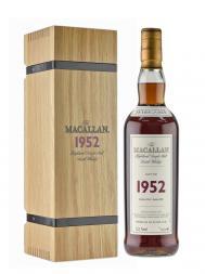 Macallan 1952 49 Year Old Fine & Rare Single Malt Cask 1250 (bottled 2002) 700ml