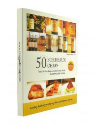 Book 50 Bordeaux 50 Chefs