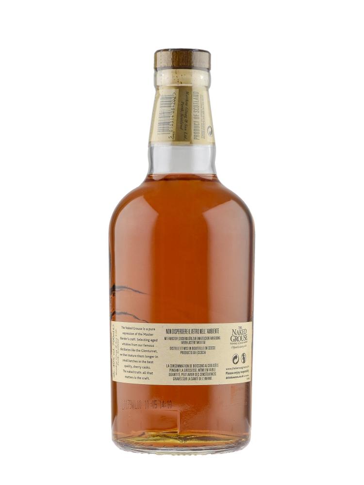 Køb Famous Grouse The Naked Grouse Blended Malt Scotch