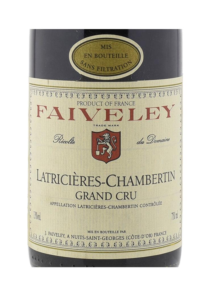 Faiveley Latricieres Chambertin Grand Cru 1995