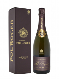 Pol Roger Rose 2009 w/box