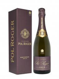 Pol Roger Rose 2012 w/box