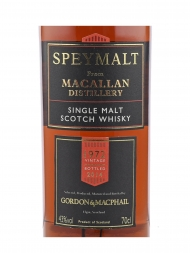 Macallan Speymalt 1972 42 Year Old Gordon & MacPhail (Bottled 2014) 700ml w/box