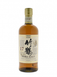 Nikka Taketsuru 17 Year Old Pure Malt 700ml (no box) 700ml