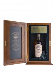 Bowmore 1964 38 Year Old Bourbon Cask Single Malt Scotch Whisky w/box 700ml