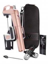 Coravin Bonus Pack Model Two Elite Rose Gold Wine System