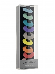 L'Atelier Chic Glass Rainbow 954852