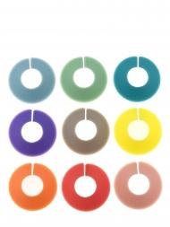 L'Atelier Chic Glass Rainbow 954852
