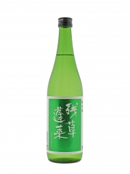 Sake Zaruso Hourai Junmai Green 720ml