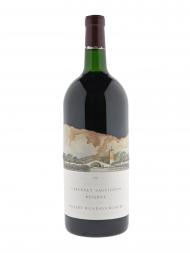 蒙大维酒庄珍藏赤霞珠葡萄酒 1991 3000ml (损坏标签)