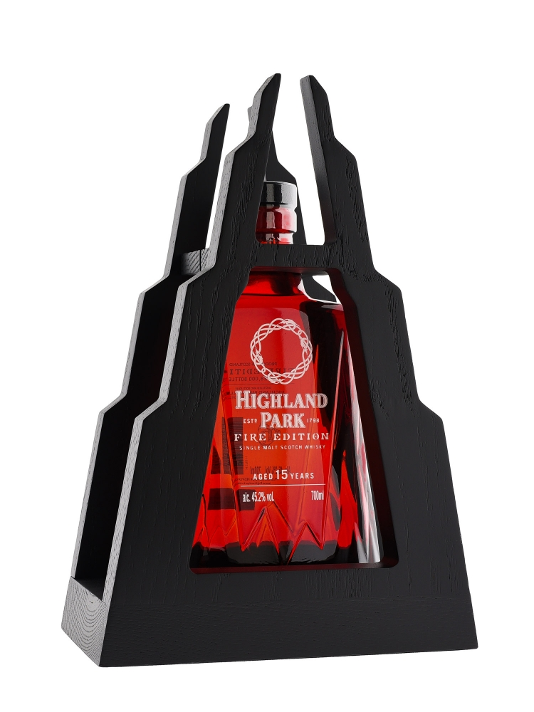 Highland Park 15 Year Old Fire Edition 700ml