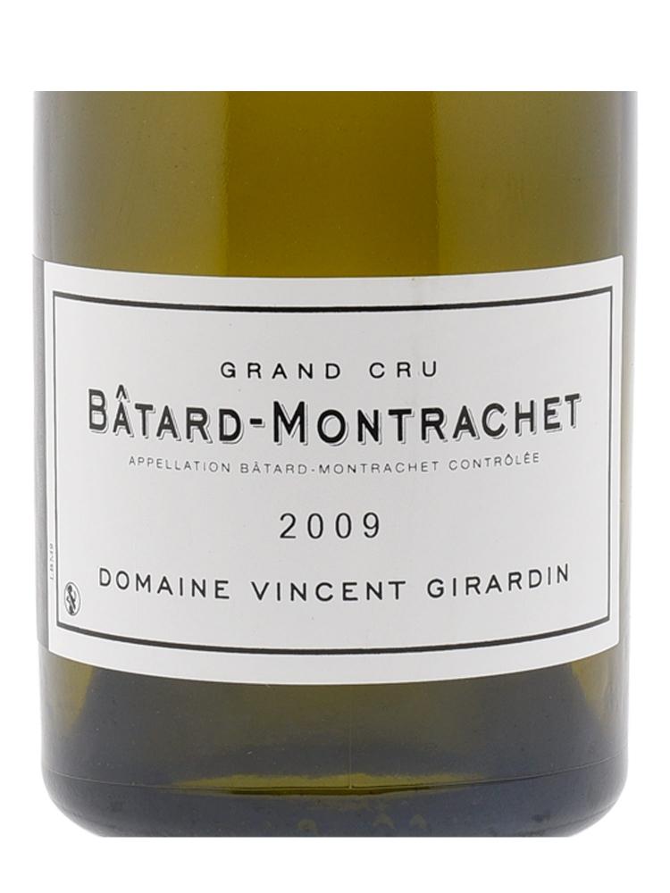 Vincent Girardin Batard Montrachet Grand Cru 2009