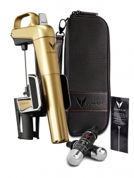 Coravin Model Two Elite Gold Wine System + Carry Case