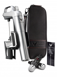 Coravin Model Two Elite Silver Wine System + Carry Case