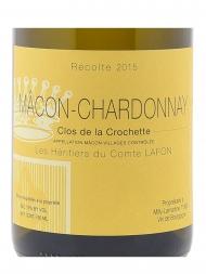 Heritiers du Comtes Lafon Macon Clos de la Crochette Chardonnay 2015
