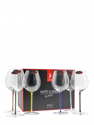 Riedel Glass Fatto A Mano Gift Set Pinot Noir 7900/07 (set of 6)