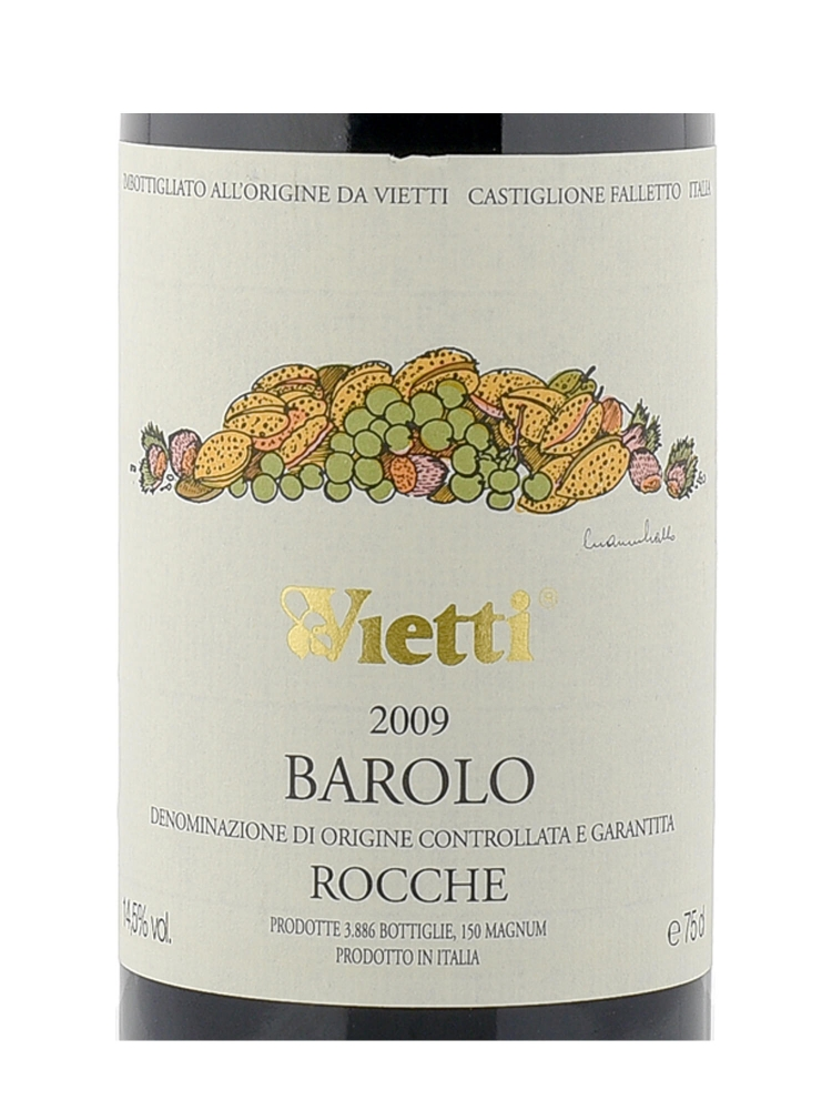 Vietti Barolo Rocche 2009