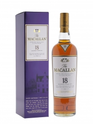 Macallan  18 Year Old Sherry Oak Annual Release 2016 Single Malt 700ml
