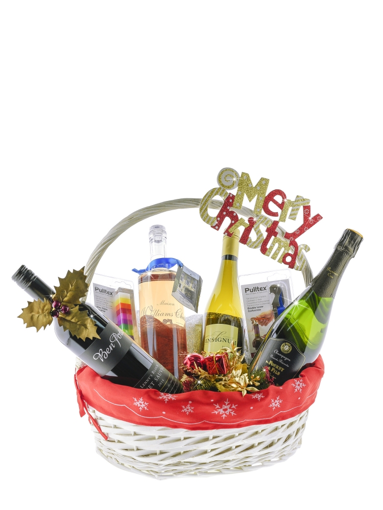 Christmas Hamper 2017-01 Christmas Delight CH01