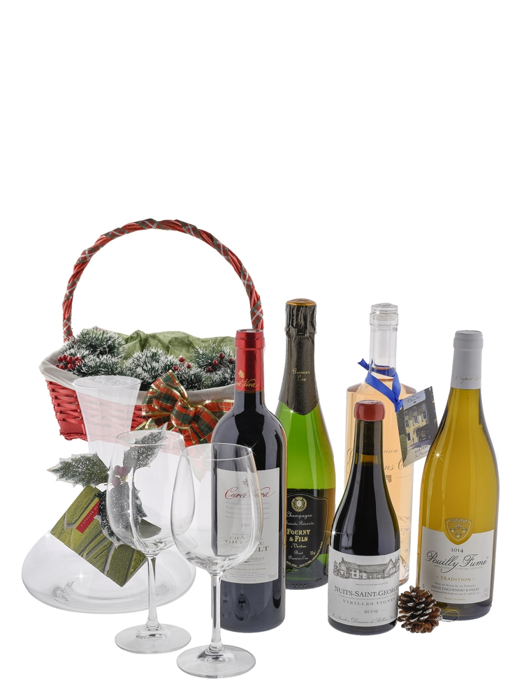 Christmas Hamper 2017-04 French Special CH01
