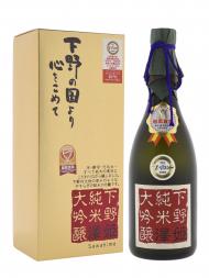 Sake Sawahime Shimotsuke Junmai Daiginjo 720ml
