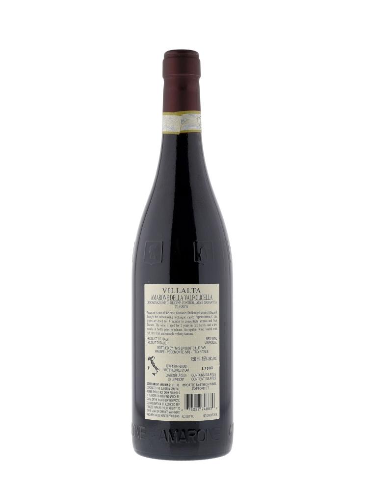 Villalta Amarone della Valpolicella Classico 2014