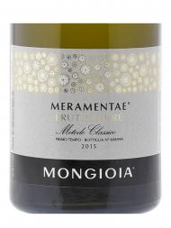Mongioia Spumante Moscato Brut Meramentae DOCG 2015
