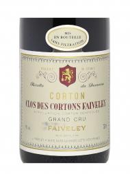 Faiveley Corton Clos des Cortons Grand Cru 2002