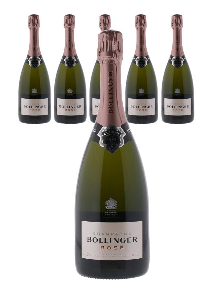 Bollinger Rose NV - 6bots