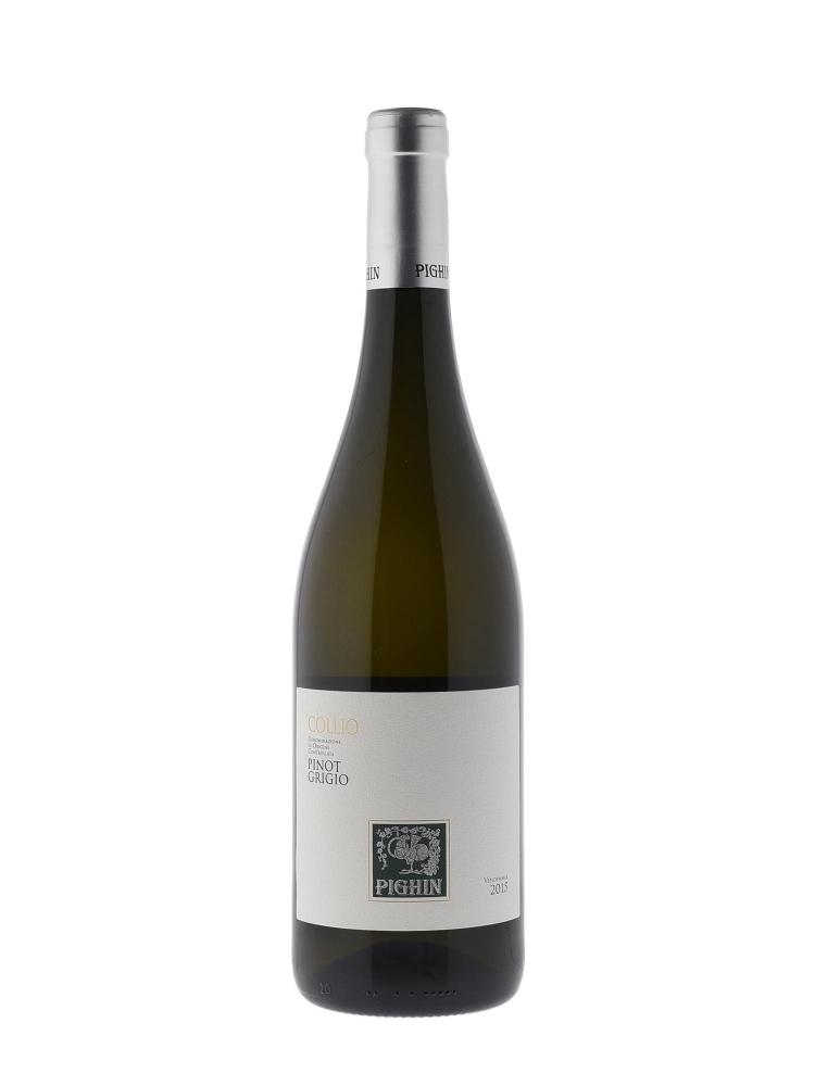 Pighin Pinot Grigio Collio 2015