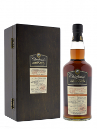 Chieftain 1997 19 Year Old Cask #5255 The Cigar Malt (Bottled 2016) 700ml