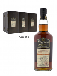 Chieftain 1997 19 Year Old Cask #5255 The Cigar Malt (Bottled 2016) 700ml - 6bots
