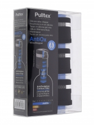 Pulltex Wine Saver AntiOx Black 6 pcs 107799