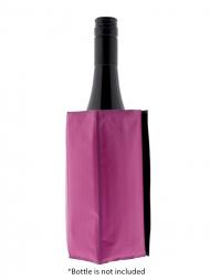 Pulltex Wine & Champagne Cooler Pad Black & Fucsia 107768