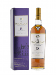 Macallan 1997 18 Year Old Sherry Oak w/box 700ml