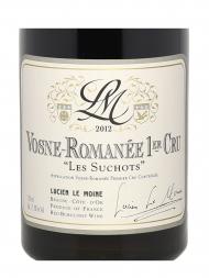 Maison Lucien Le Moine Vosne Romanee Les Suchots 1er Cru 2012