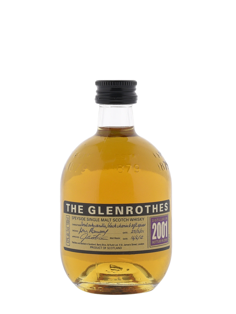 Glenrothes 12 Year Old Vintage Reserve Single Malt Scotch Whisky CNY Gift Set