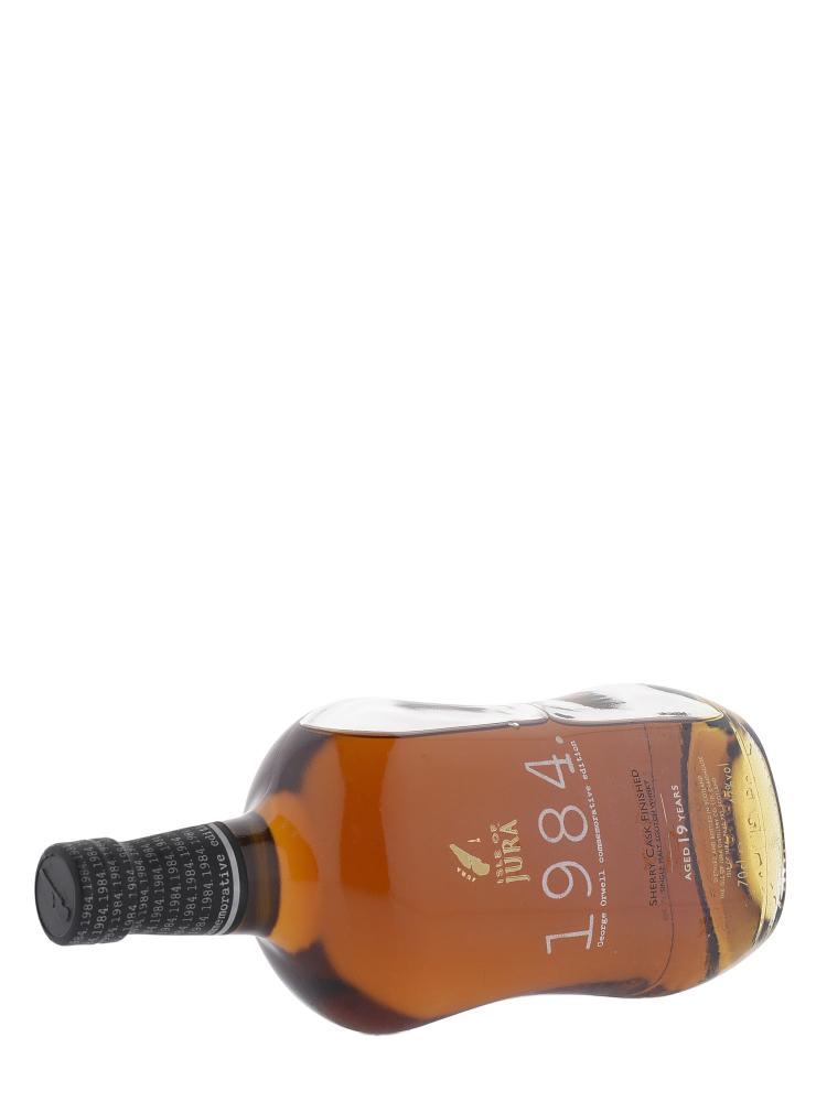 Isle of Jura 1984 19 Year Old Single Malt Whisky 700ml