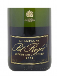 Pol Roger Winston Churchill 2004 w/box