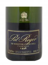 Pol Roger Winston Churchill 1998 w/box