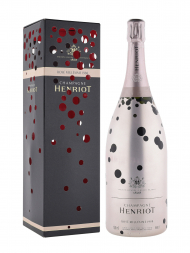 Henriot Trilogy Artistique Richard Fauget Rose 1988 1500ml
