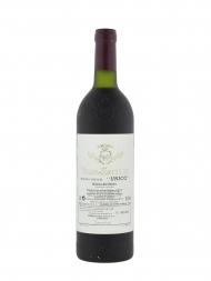Vega Sicilia Unico Reserva Especial Release 2001 (85 90 94)
