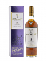 Macallan 1992 18 Year Old Sherry Oak w/box 700ml