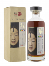 Karuizawa Noh Multi Vintage #1 Sherry Butt & Bourbon Cask 1981-1984 700ml