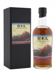 Karuizawa Cask Strength 36 Views of Mt Fuji Batch  4 Rainstorm Beneath The Summit 1999-2000 700ml