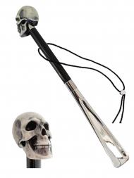 Pasotti Shoehorn Skull Bone W33OS