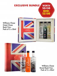 Williams Chase Book Trios Duo Set
